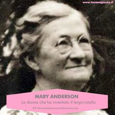 Mary Anderson www.tizianagiusto.it #31donnechehannocambiatoilmondo