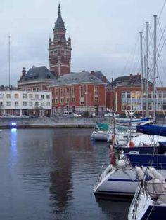 Dunkirk, France.