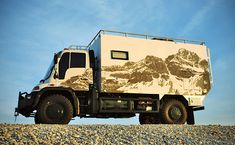 Extreme Recreational Vehicles | ... vehicles on the Unimog platform). Another US-based extreme RV maker is