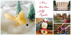 5 Fun Christmas DIY Projects