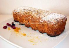 Vaniglia, Zenzero e Cannella: Colazione DA URLO! Il plumcake alla frutta mista, ...