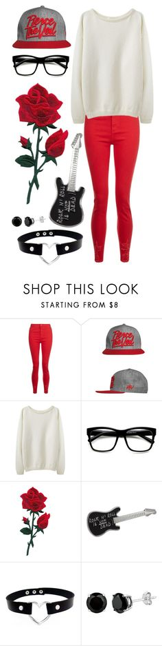 """You Say You Wanna Chase The Moon Like Fire"" by headphones-girl ❤ liked on Polyvore featuring agnès b."