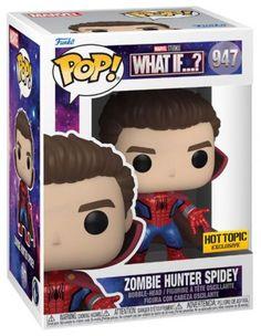 Funko Pop Marvel, Funko Pop Spiderman, Figurine Pop Marvel, Dark Pop, Marvel Collector Corps, Zombie Hunter, Pop Heroes, Marvel Entertainment, Spider Verse