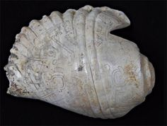 Scientists have played a 3,000-year-old conch shell found at a pre-Inca site in Peru. Follow the link and you can listen to it if you like.