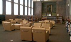 Main Reading Room (Second Floor)