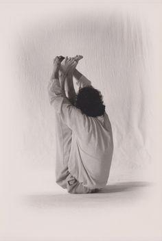 Die balancierende Kopf-Knie-Stellung: Urdhva Mukha Paschimothanasana