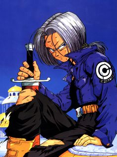 Trunks | @ComicMangaEnt