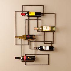 Wildon Home ® Declan Wall Mount Wine Rack