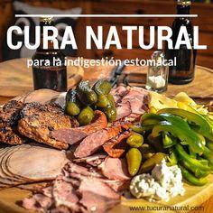 Cura natural para la indigestión: vinagre de manzana, jengibre, té de menta y canela son algunas curas naturales que eliminarán tus molestias estomacales