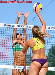Beach Volleyball Women Volleyball, Beach Volleyball, Athletic Girls, Beach Ball, Sexy Teens, Woman Beach, Sport Girl, Athletics, Sports Women