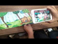 "Samsung Mobile AR (Augmented Reality) content, ""The Three Little Pigs"""
