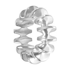 ARCHIVE COLLECTION bangle - Sterling silver