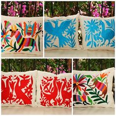 Otomi Wholesale for Boutique or Gallery 3 sets. $240.00, via Etsy.
