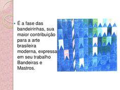 Resultado de imagem para obras de alfredo volpi bandeiras e mastros