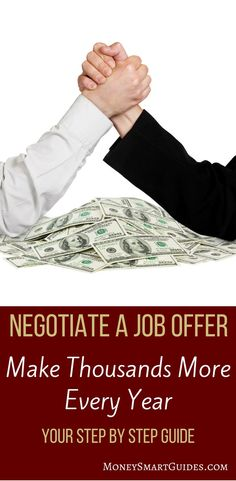Career Article Salary Negotiation Secrets That Work Nexxt