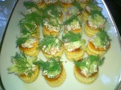 Snacks Für Party, Appetizer Dips, Canapes, Holi, Sushi, Xmas, Christmas, Brunch, Food And Drink