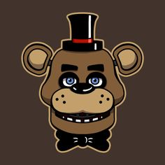 My favorite! Freddy Fazbear :D
