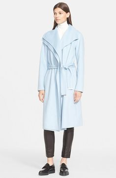 Vince+Double+Face+Wool+Blend+Coat+available+at+#Nordstrom