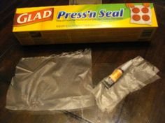 I have tried many of the ideas to keep Super glue from drying up, but they have not have worked for me. I did find a solution to this problem, by accident. Making Life Easier, Super Glue, New Uses, Seal, Store, Innovative Ideas, Plastic Wrap, Tips, Upcycle