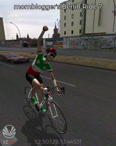 #VZfit ride from Berlin Berlin, Bicycle, Explore, Bike, Bicycle Kick, Bicycles, Exploring