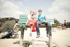 Spring Family Photoshoot at Runyon Canyon in Los Angeles | Oh Lovely Day | Photos by Jennifer Roper