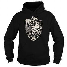 Cool Last Name, Surname Tshirts - Team POSPISIL Lifetime Member Eagle Shirts & Tees