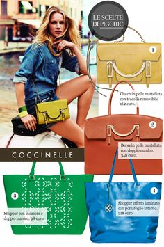 Coccinelle bags ❤❤❤