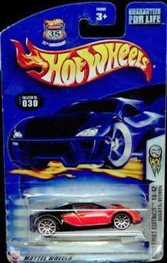 Hot Wheels 2003-030 First Editions 18/42 Highway 35 Bugatti Veyron 1:64 Scale Metal Collection by Mattel. $36.44. Metal Collection Card. First Edition. Highway 35