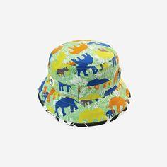 035b2e73d7fd1 Little Hotdog Watson - Ele-folk Kids Adventurer Sun Hat Kids Bucket Hat