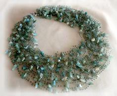 amazonite is one of the most beautiful green-blue in all of nature, and my favorite hue!