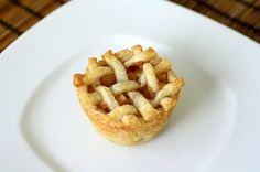 mini apple pies by olive