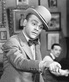 "James Cagney in ""Yankee Doodle Dandy,"" 1942"