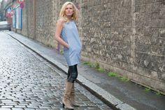 KLEID PEGGY by STEFANIE KROTH Dresses, Fashion, Curve Dresses, Gowns, Moda, La Mode, Dress, Fasion, Day Dresses