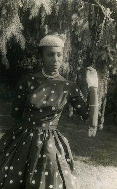 Josephine Premice, 1955