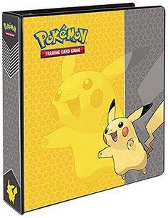 """Pokemon Pikachu 3-Ring Binder Store Card Album 2"""" New #PokemonAlbum"""
