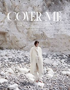 'Cover Me' Emma Champtaloup by Annemarieke Van Drimmelen for Vogue Netherlands September 2014 1