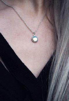Such a pretty necklace!