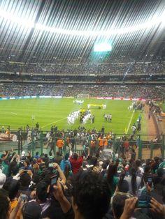 México vs USA, Estadio Azteca
