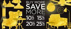 Buy More Save More | Black Friday Weekend Offer | Rejuvenation