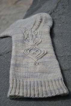 Ravelry: Pendragon Socks pattern by Erica Lueder