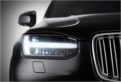 """Volvo have unveiled the all new XC90, soon to be one of the safest, most hi-tech and most economical SUVs on the market. The beautiful SUV features a more aggressive design with Thors Hammer"""" LED lights dominating the front of the car, and sports a"""