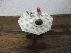 Miniature Maven Diaries: Christmas Plum Pudding and Candle Diaries, Plum, Miniatures, Pudding, Candles, Projects, Christmas, Home Decor, Flan