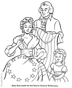 Huge Hub Of Interactive History Science And Biography Timelines Via Softschools Com Flag Coloring Pages Veterans Day Coloring Page Coloring Pages