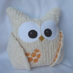 owl pillows, owl babies, baby owls, nurseri, baby girls