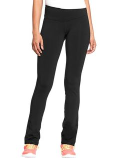 Women's  Straight-Leg Compression Pants