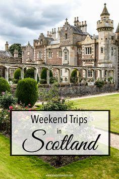 Weekend Trips Scotla