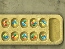 PLAY MANCALA ONLINE~ Great site for online Math Games, Logic Games, Science Games, Language Arts Games, and more!