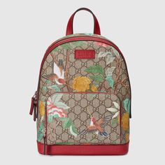 Gucci - Gucci Tian GG Supreme backpack | @giftryapp