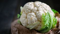 10 Cauliflower Recipes to Try Right Now - Not only does one cup of the veggie contain just 27 calories and provide more than half the daily recommended value of vitamin C, but it may just be the most versatile vegetable in the produce section Healthy Fruits, Fruits And Veggies, Healthy Snacks, Healthy Eating, Healthy Recipes, Vegetables, Fun Recipes, Healthy Tips, Delicious Recipes