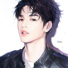 taeyong fanart by chelpyu